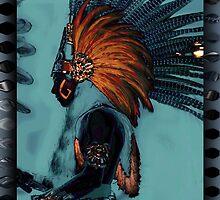 Mayan Ceremony by deborah zaragoza