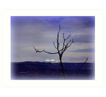 View from Jerome Art Print