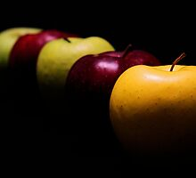 Apples by jerry  alcantara