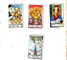 Tarot January 3, 2008 by karen66