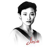 Twin Peaks - Josie Photographic Print