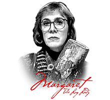 Twin Peaks - Margaret (The Log Lady) Photographic Print