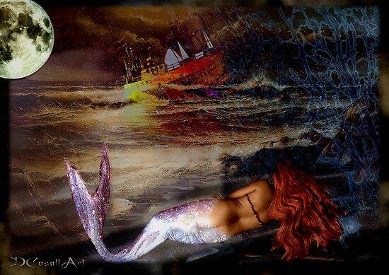 La Sirenita by Daniela M. Casalla