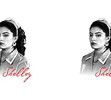 Twin Peaks - Shelley by DCdesign