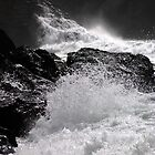 Storm at St. Agnes by imageworld