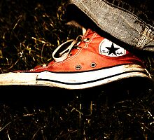 Converse Boot by Matt Sillence