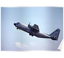 C-130A Hercules @ Williamtown Air Show 1976 Poster