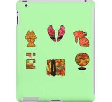 Coldplay fall iPad Case/Skin
