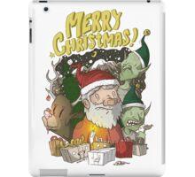 Christmas Design iPad Case/Skin