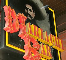 Mariachi Bar  by coffeebean