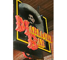 Mariachi Bar  Photographic Print