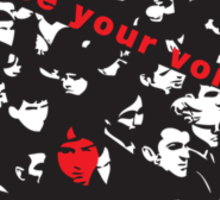 Crowd Sticker