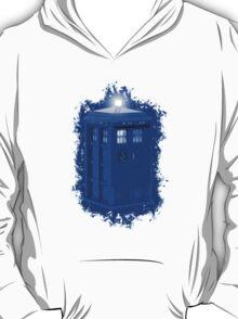 blue Box iPhone 6 plus case T-Shirt