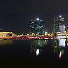 Singapore Marina by Peter Doré