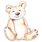Teddy Bear by Danielle J. Scott (Smith)
