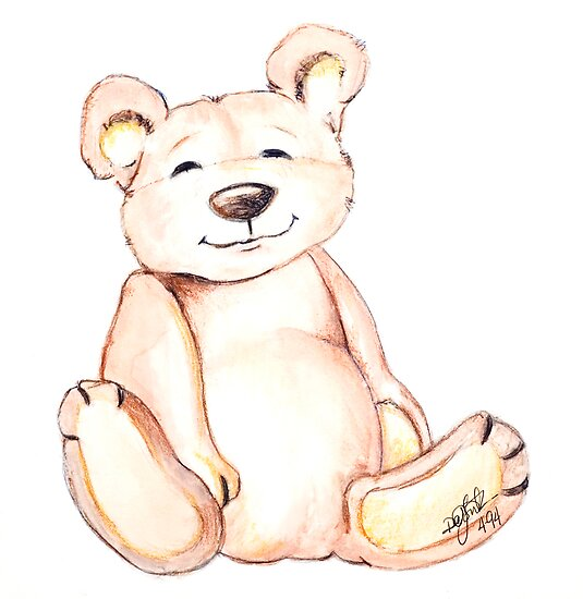 Teddy Bear by Danielle J. Scott (Smith)