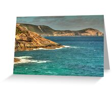 Salmon Holes, Albany, Western Australia #2 Greeting Card