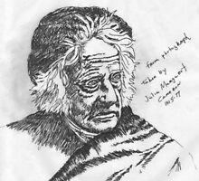 John Frederick William Herschel by redqueenself
