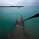 Peagreen Sea by Tom Black