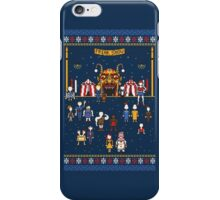 American Horror Sweater iPhone Case/Skin