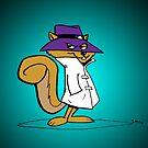 Secret Squirrel by practicecactus