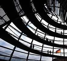 Reichstag by Ramona Farrelly