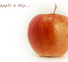 An Apple a Day N2 by Pamela McAdams