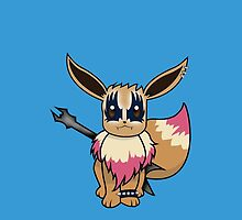 Eevee - DIFFERENT COLORS --> DESCRIPTION by alwaid