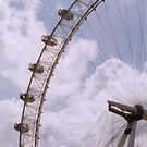 London Eye by Kayleigh Sparks