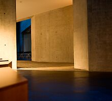 Quiet space, Jewish Museum, Berlin by Ramona Farrelly