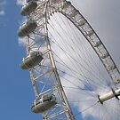 Millennium Wheel, London by Andrew Dunwoody