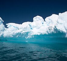 Sculptured Iceberg by Geoffrey Elliott