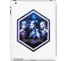 30 SECONDS TO MARS iPad Case/Skin