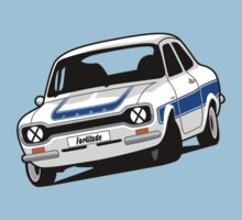 Fortitude's Ford Escort Mark 1 RS2000 by Twain Forsythe