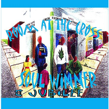 Room at the Cross CD cover design- Jubilee Jones by Jubilee Jones