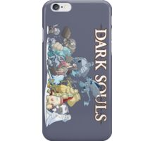 Dark Souls Horde iPhone Case/Skin