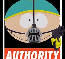Cartman Authority by PlanetEarth