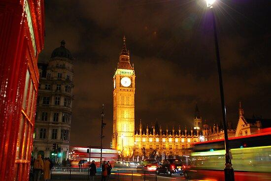 Big Ben by John Morton