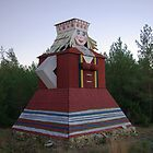 Meet the entire Piret: wooden windmill in Saaremaa by Marko Palm