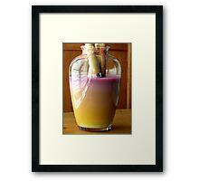 Art Water... Framed Print