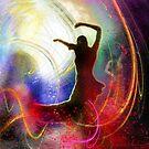 Flamencoscape 16 by Goodaboom