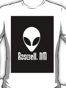 Alien Invasion, Roswell, New Mexico, NM T-Shirt
