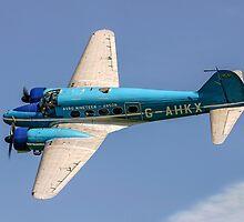 Avro XIX Srs.2 G-AHKX by Colin Smedley