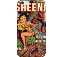 Sheena and the Tree People iPhone Case/Skin