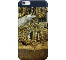 Carousel of the Wild iPhone Case/Skin