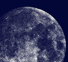 solid moon by bulo