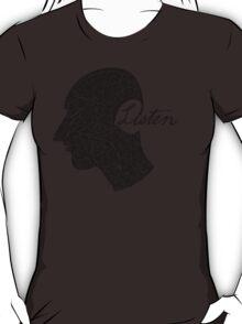 Listen/Music Lover T-Shirt