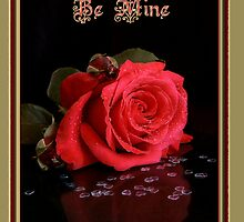 Be Mine Card by Martie Venter
