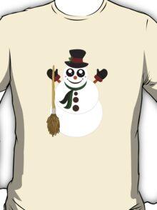 Snowman (4) T-Shirt