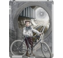 Boy on the Threshold iPad Case/Skin